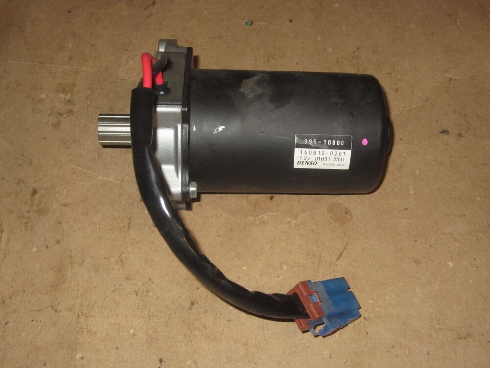 Denso Electric Motor 12 V Power Steering Motor Gm 995