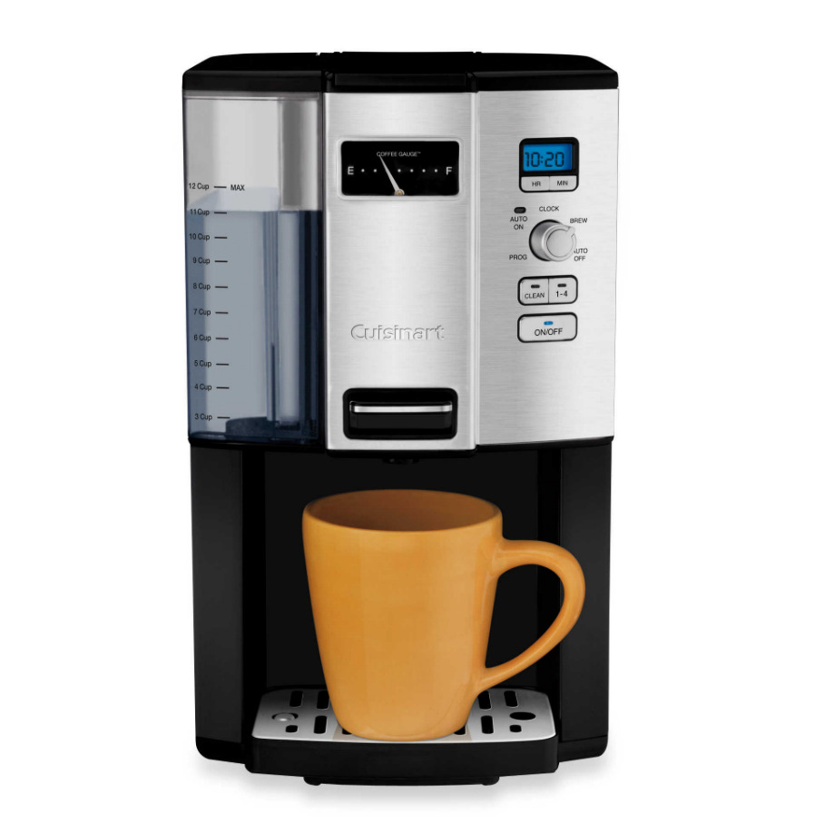 Coffee Maker The Sweet Home : Cuisinart Coffee On Demand 12-Cup Programmable Home Brew Automatic Coffee Maker 86279036438 eBay