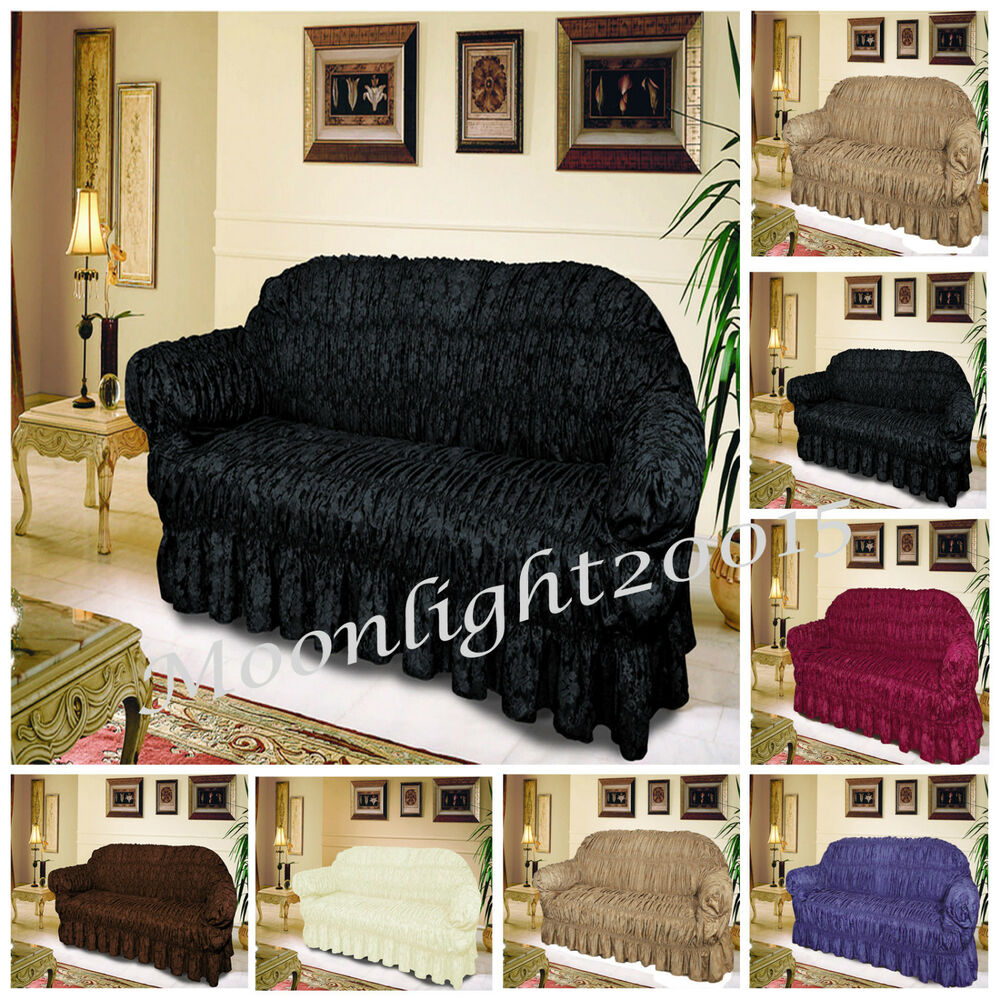Sofa Covers Jacquard 1,2,3 Seater Sofa Throw Sofa