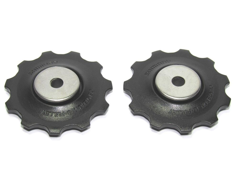 new shimano rear derailleur pulley set tension guide. Black Bedroom Furniture Sets. Home Design Ideas