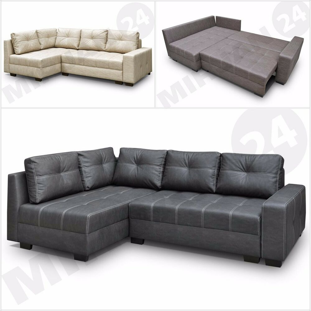 couchgarnitur ecksofa metro modern sofa couch mit. Black Bedroom Furniture Sets. Home Design Ideas