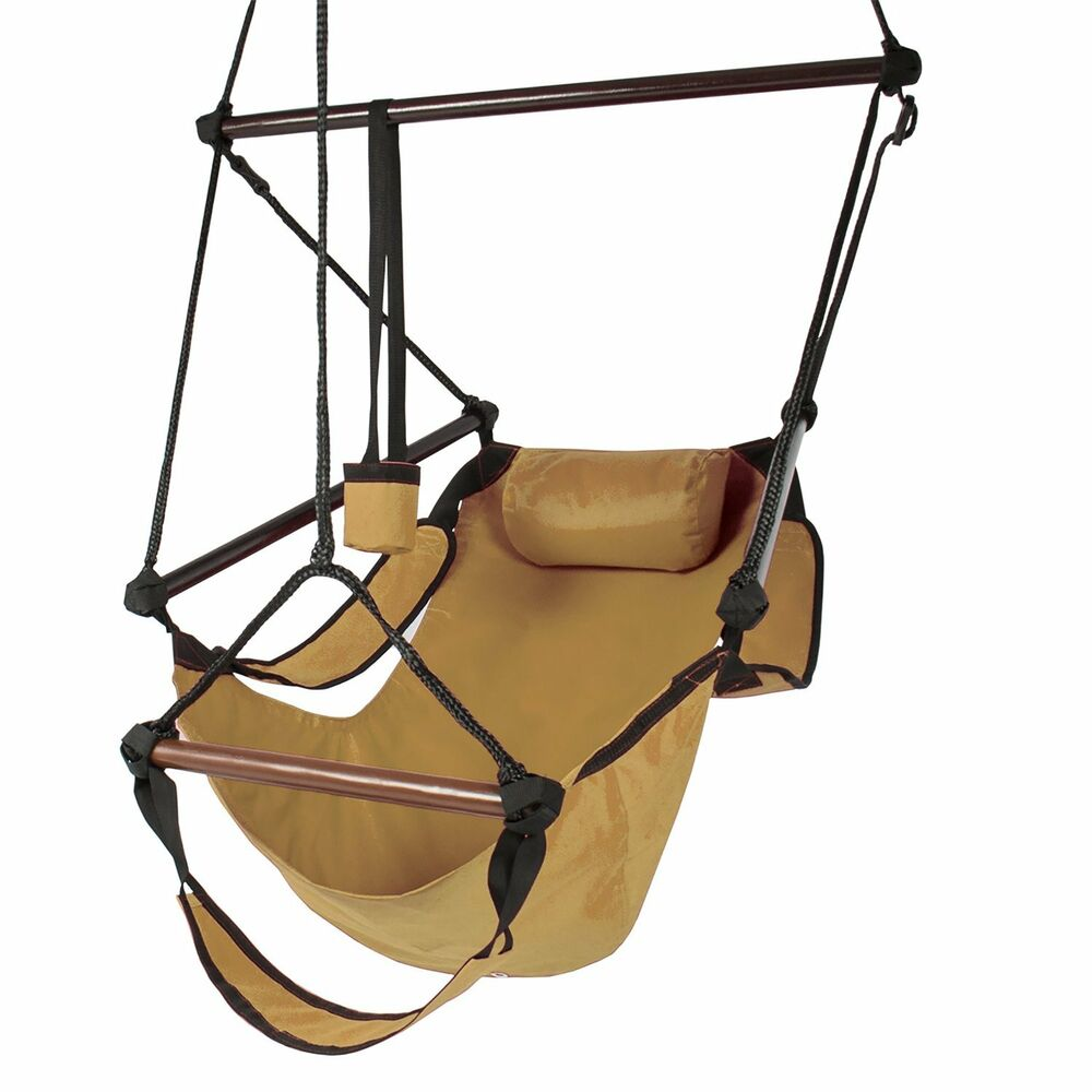 Best Choice Products® Hammock Hanging Chair Air Deluxe Sky