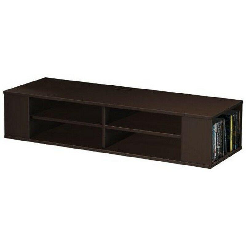 South shore city life wall mounted media console Wall mounted media console