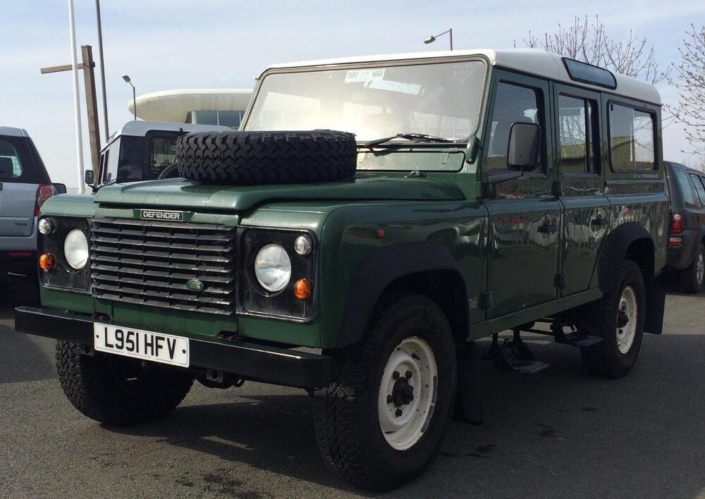 1994 L Land Rover 110 Defender Station Wagon 300tdi Ebay