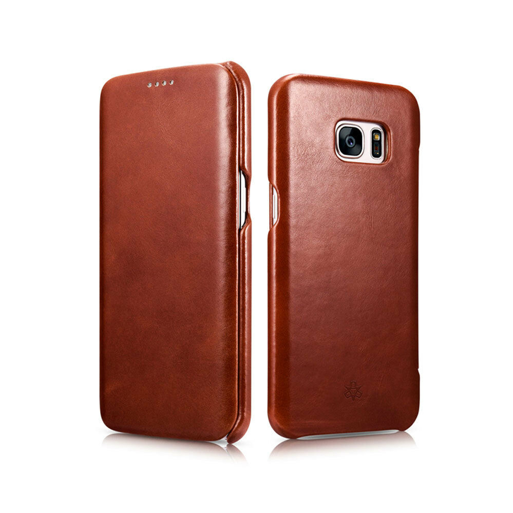 novada genuine leather flip case cover for samsung galaxy. Black Bedroom Furniture Sets. Home Design Ideas