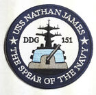 "Last Ship TV Series NATHAN JAMES 3.5"" Uniform Patch- FREE S&H (MIPA-LAST-SHIP)"