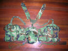 91's series China PLA Army Woodland Camouflage Combat Tactical Vest