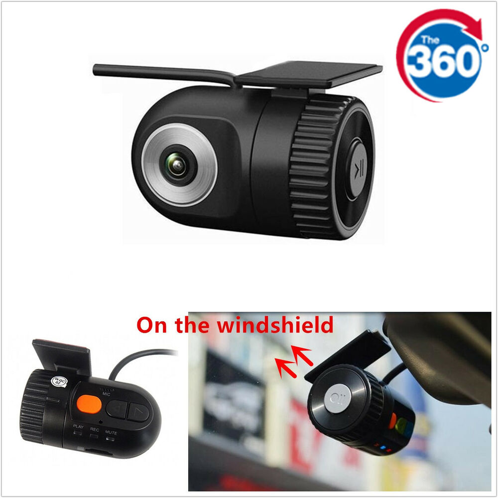 360 car 1080p dvr camera video recorder dash cam g sensor camcorder mini hidden ebay. Black Bedroom Furniture Sets. Home Design Ideas