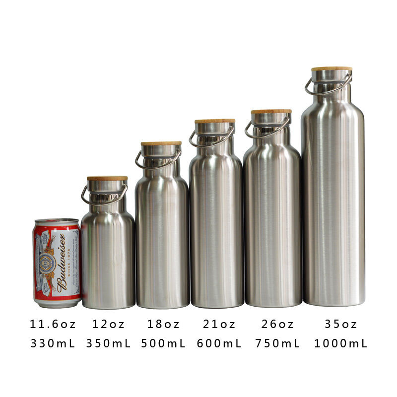 Stainless Steel Thermos Double Wall Vacuum Insulated Water