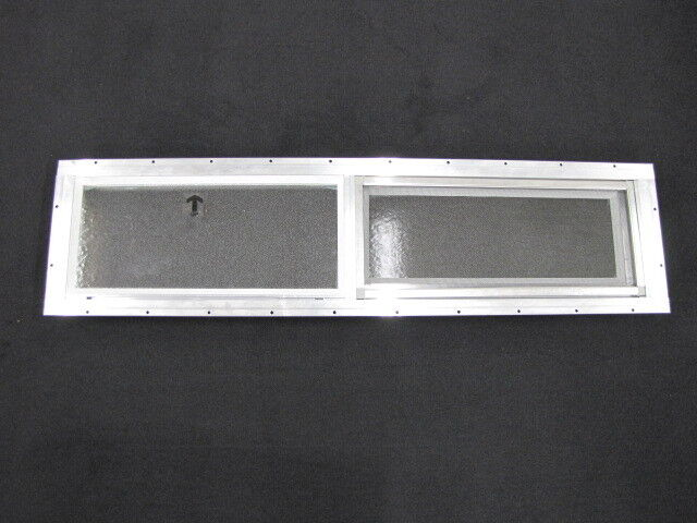 Mobile Home Window 36 Quot X 8 Quot Horizontal Slider Obscured