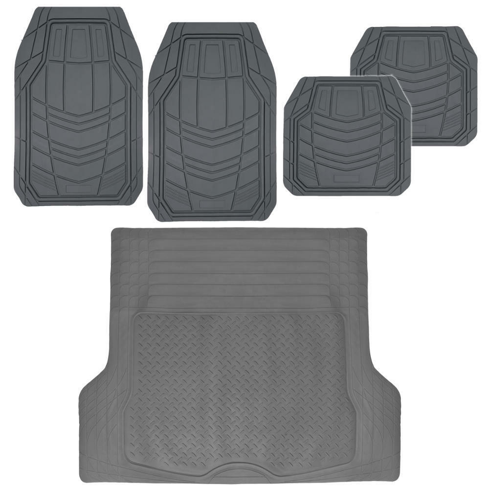 Rubber Floor Mats For Car All Season Weather Rubber Cargo
