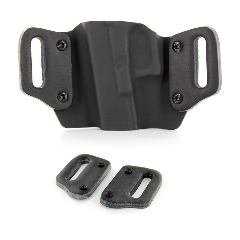 leather belt loops and screws and backs for outlaw owb