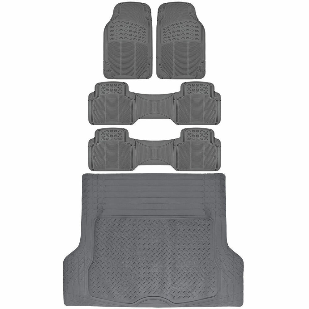 1 Piece Floor Mats Trucks