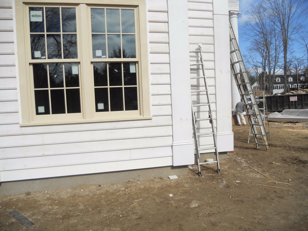 Siding williamsburg cypress ebay for Cypress color vinyl siding