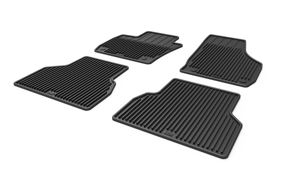 Audi Q3 Heavy Duty All Weather Floor Mats 11 12 13 14 15