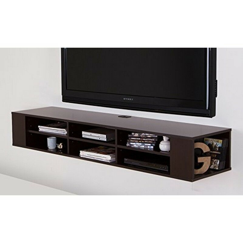 South Shore City Life 66 Wide Wall Mounted Media Console