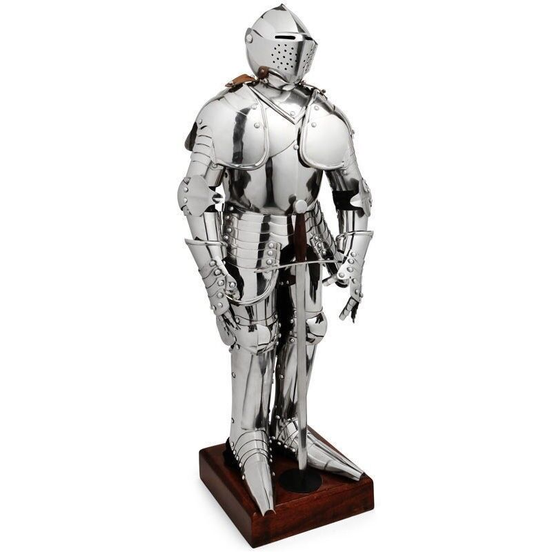 Mini Medieval Suit of Knights Armor High Quality for Home and Office ...