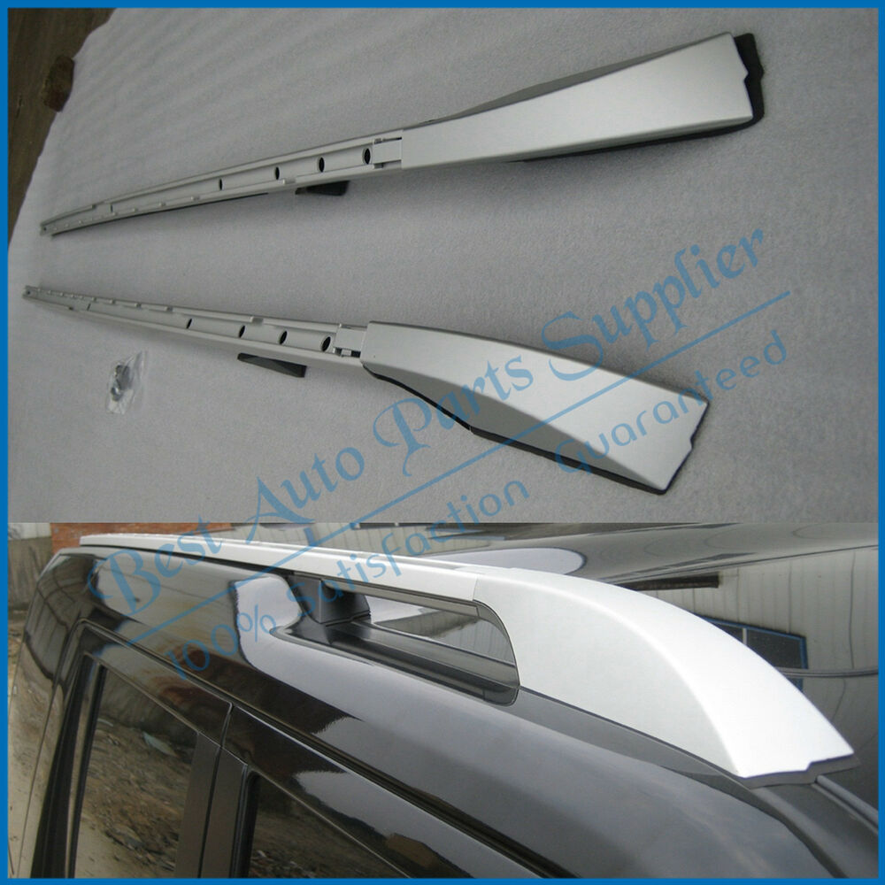 Ladder Roof Rack >> High Qulity Extended Roof Rails For Land Rover Discovery 3 ...