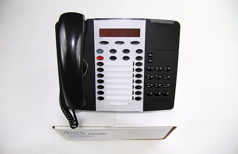 Mitel 5220 Ip Phone Manual