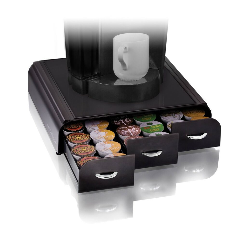 Coffee Pod Holder 36 K Cup Storage Rack Cups Drawer