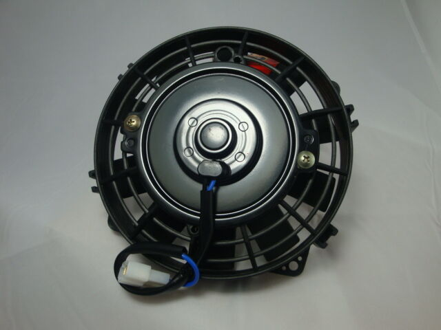 6 Inch 12 Volt Fan : Inch v low profile high performance thermo fan volt
