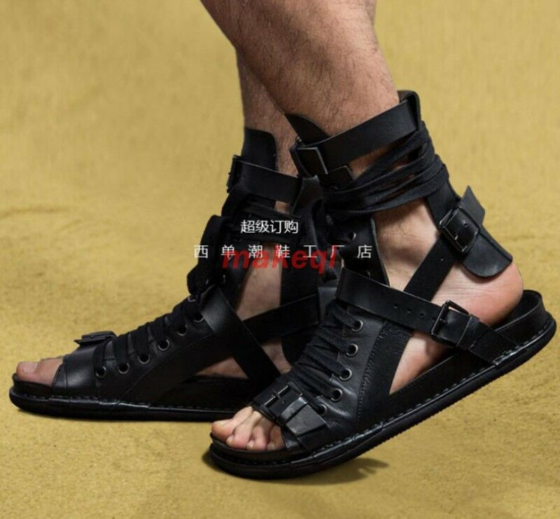 Shoes With Zips Men S