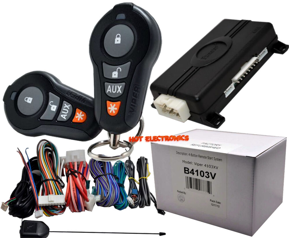 them to indicate their functions and thus ensure ease of use if the  vehicle starts when performing the neutral safety shutdown viper remote car  starter