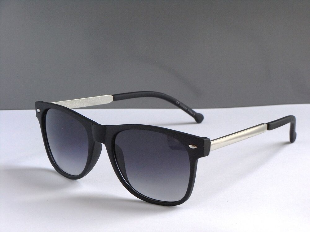 wayfarer retro style moderne herren damen sonnenbrille sunglasses modell 139 ebay. Black Bedroom Furniture Sets. Home Design Ideas