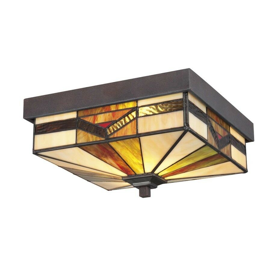 Vistora 11 W Bronze Outdoor Flush Mount Light Porch Ceiling Fixture Lighting Ebay