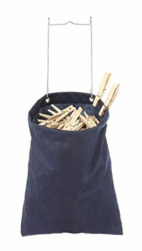 how to make a bag for clothes pins