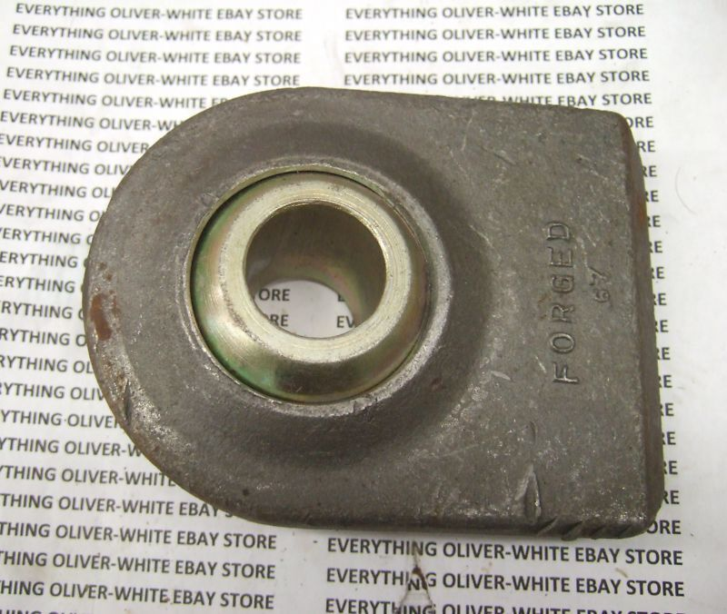 Lift Arm Repair End : Weld on lift arm lower link ball end category ii pt ebay