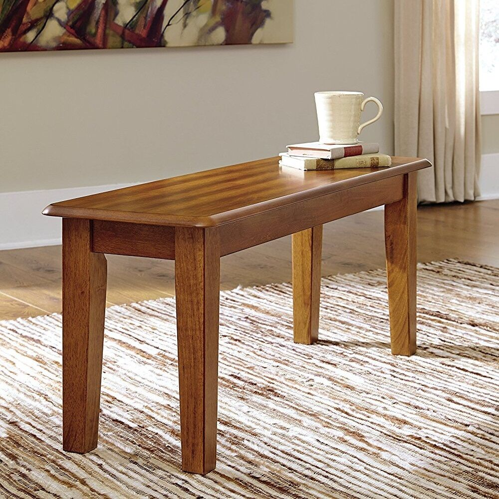 Signature Kitchen Big Sale: Ashley Signature Design Large Rectangular Dining Bench In