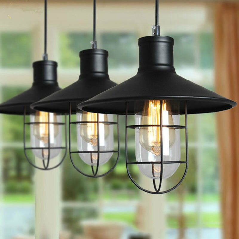 modern vintage retro chandelier celling lights hanging