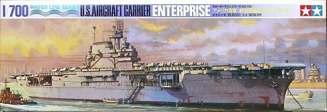 Offer Up San Diego >> Tamiya 77514 1/700 Scale Model Kit US Aircraft Carrier USS