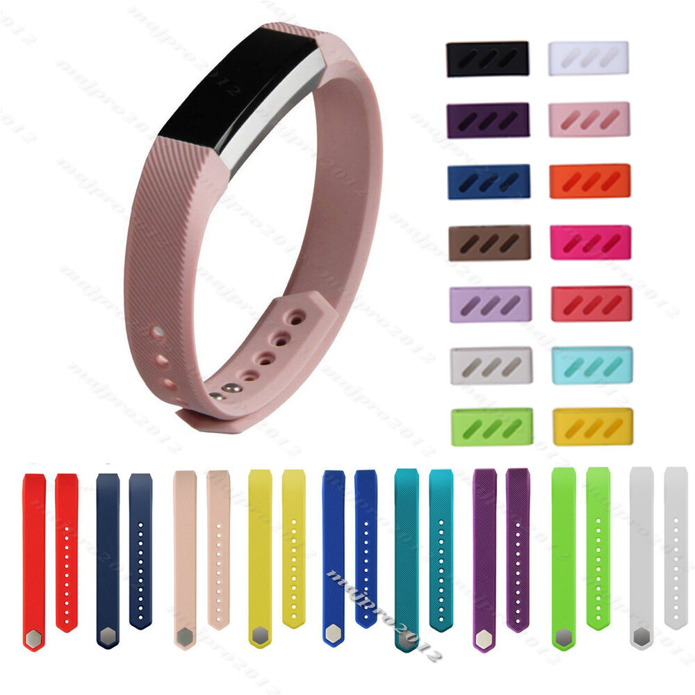 classic replacement wristband band strap for fitbit alta hr alta small large ebay. Black Bedroom Furniture Sets. Home Design Ideas