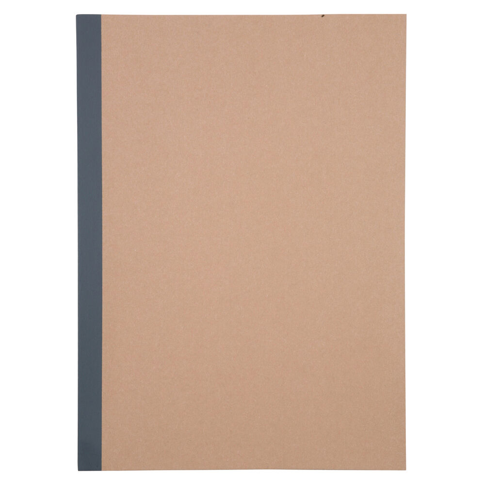 MUJI Made In Japan 7mm Ruled 30 Sheets (60 Pages) A4 Size