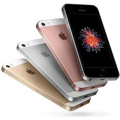 Brand New Sealed Packed Apple Iphone S E - 32gb - 1 Year Apple Warranty
