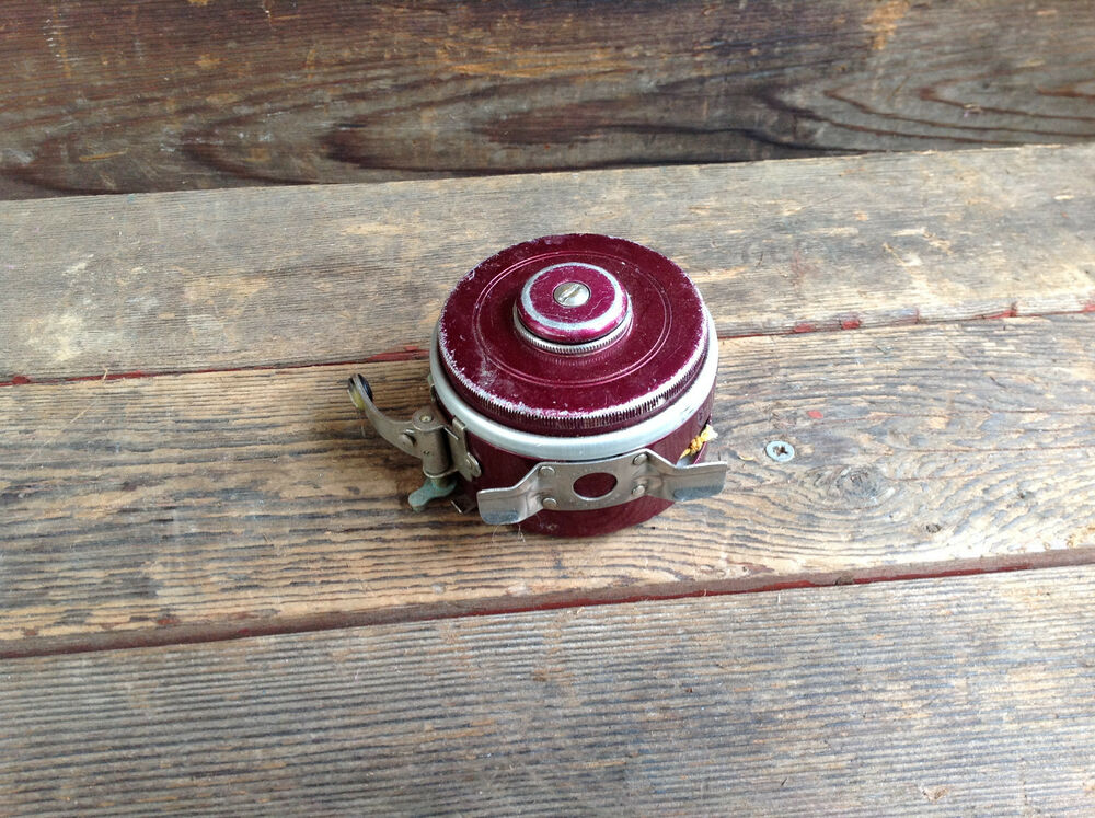 Vintage south bend bait co oren o matic fly fishing reel for South bend fishing reel