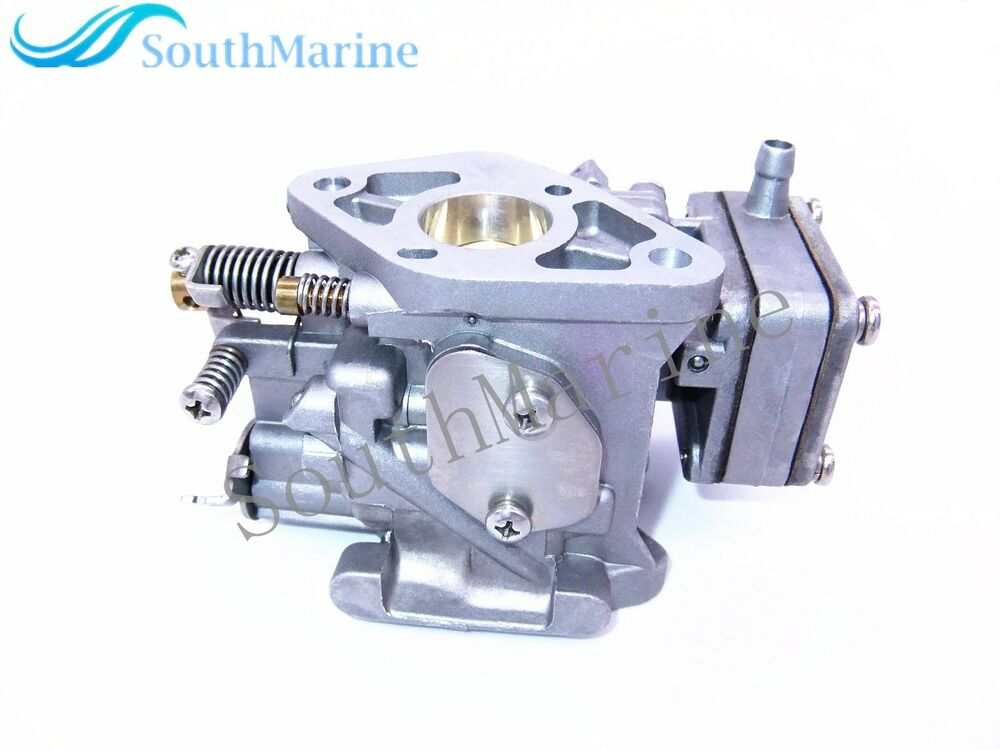 6g1 14301 01 6h6 14301 carburetor for yamaha 2 stroke 6hp for 2 2 mercury outboard motor
