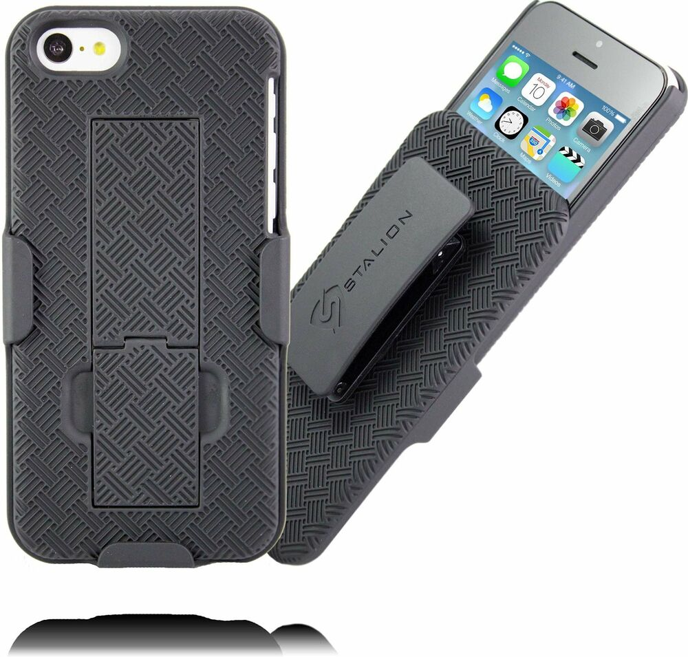 iphone 5s cases with clip stalion 174 secure belt clip holster amp shell cover for 5812
