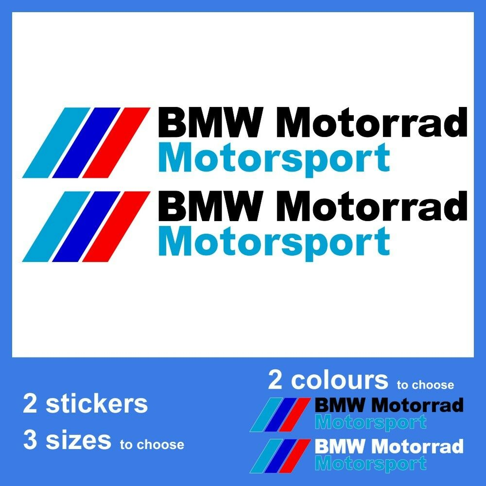 Bmw Motorcycle Decals Uk