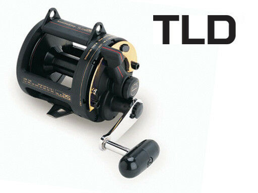 NEW SHIMANO TLD25 TLD 25 TRITON LEVER DRAG FISHING REEL | eBay
