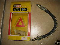 NEW L/H REAR FLEXABLE BRAKE HOSE - FITS: TRIUMPH VITESSE & GT6 (1968-72)