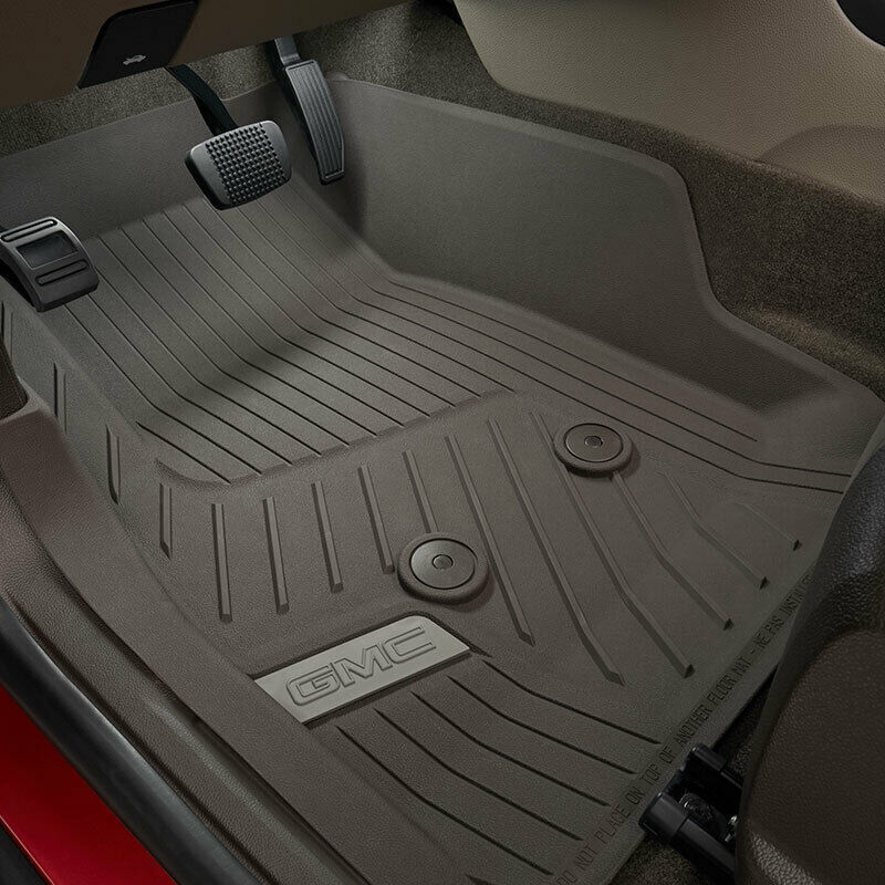 2015 2018 Gmc Canyon Premium All Weather Floor Liners