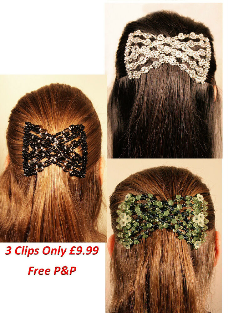 magic hair style magic clip ez comb different hair styles 6265