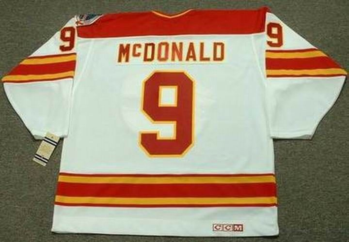 Exact Vintage calgary flames have hit