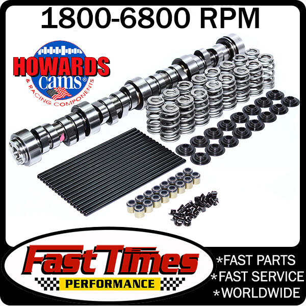 "Ls1 Psi Valve Springs: HOWARD'S GM Chevy LS LS1 274/280 609""/604"" 112° Cam,Valve"