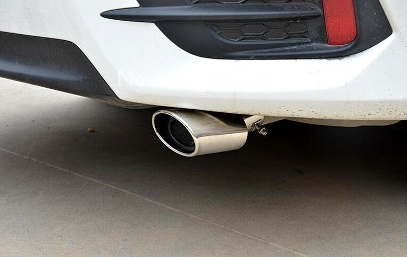Rear Exhaust Muffler End Tail Pipe For Honda Civic 10th
