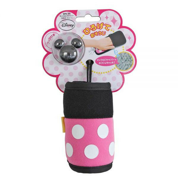new disney minnie mouse dashboard cleaning cloth car accessories ebay. Black Bedroom Furniture Sets. Home Design Ideas