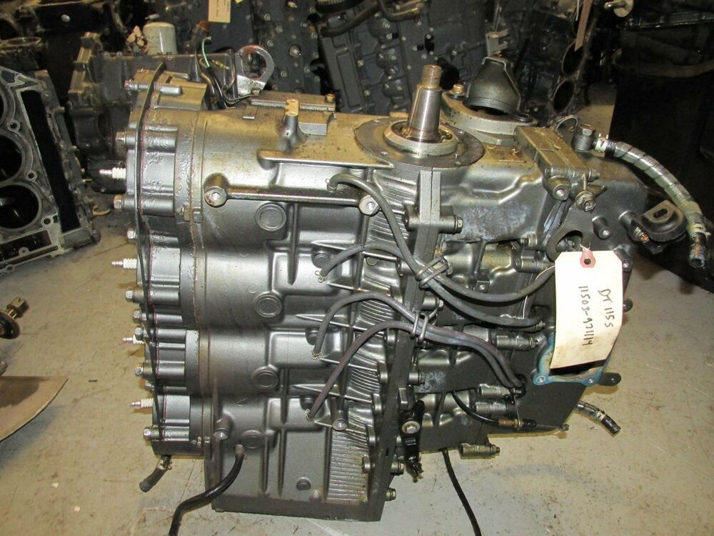 1999 suzuki outboard dt 115s 2 stroke 115hp complete power for Suzuki outboard motor repair shops